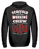 Scaffold Working Crew Scaffold Working Crew | Gerüstbauer Zip-Hoodie | geruestbauershop.de ZipperF 44.95 Gerüstbauer - Shop >>