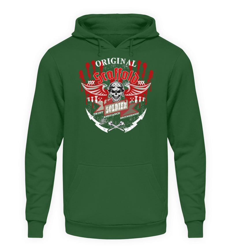 Original Scaffold Soldier Original Scaffold Soldier | Gerüstbauer Hoodie | geruestbauershop.de Unisex Hoodie 36.95 Gerüstbauer - Shop >>
