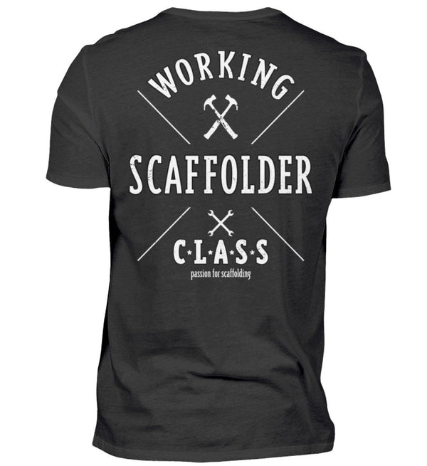 Gerüstbauer T-Shirt Passion for Scaffolding Passion for Scaffolding | Herren T-Shirt | www.geruestbauershop.de Herren Basic T-Shirt 24.95 Gerüstbauer - Shop >>