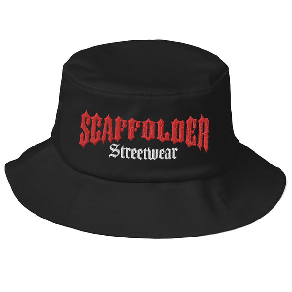 Scaffolder Old School Bucket Hat   29.95 Gerüstbauer - Shop >>