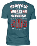 SCAFFOLD WORKING CREW  - Herren Shirt - [Produkt_typ] - [Shop_Name]