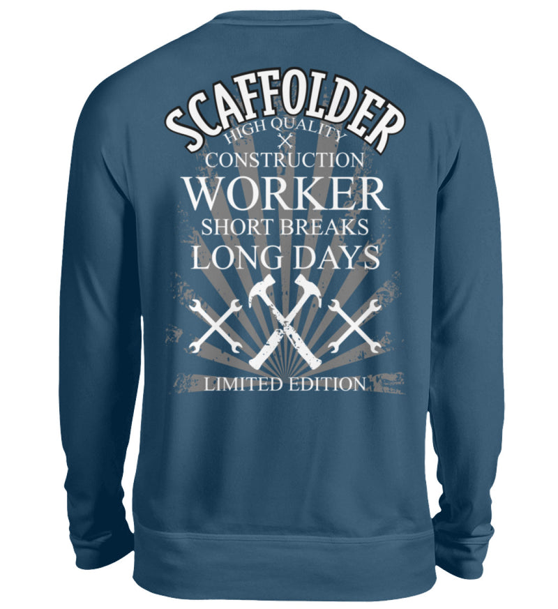Construction Worker €32.95 Gerüstbauer - Shop >>