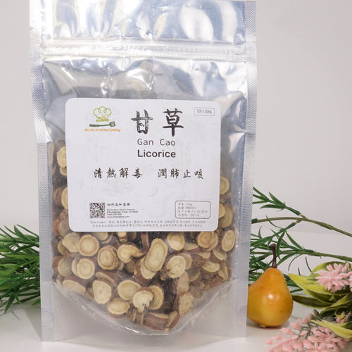 Licorice Root 甘草