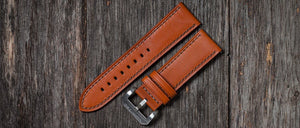 BROWN LEATHER - LÜM-TEC Europe