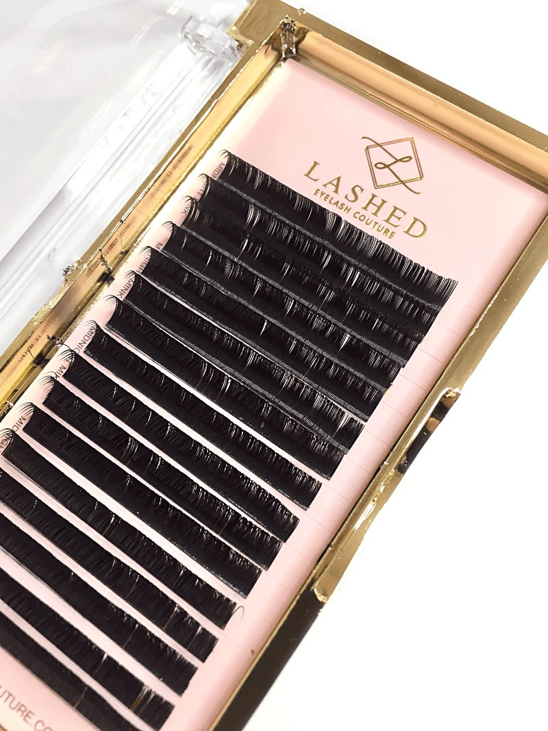 MINK LASHES VOLUMEN | CURVA CC