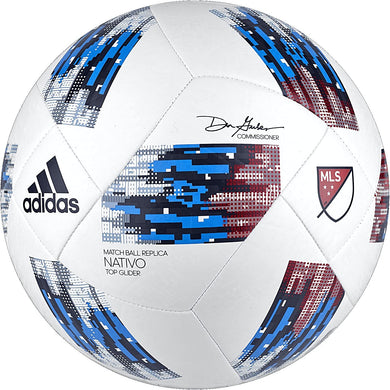 Adidas - MLS Glider Replica Balls - Size 4 - New