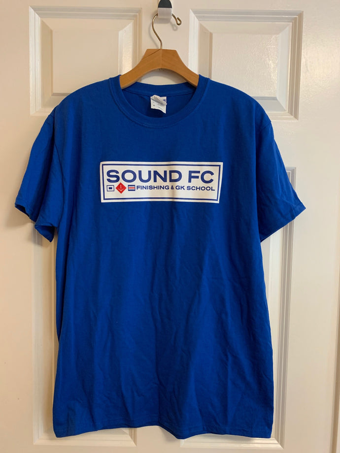 Sound FC Finishing and Goalkeeper School T-Shirt