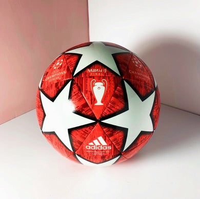 Adidas - UEFA Champions League - Madrid 19 Capitano Match Ball Replica - Size 4 - Used