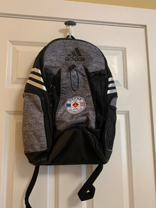 Sound FC Branded - Adidas Utility Field Backpack - Jersey Onyx