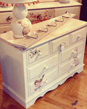 Load image into Gallery viewer, Baby/Nursery Chest Of Draws
