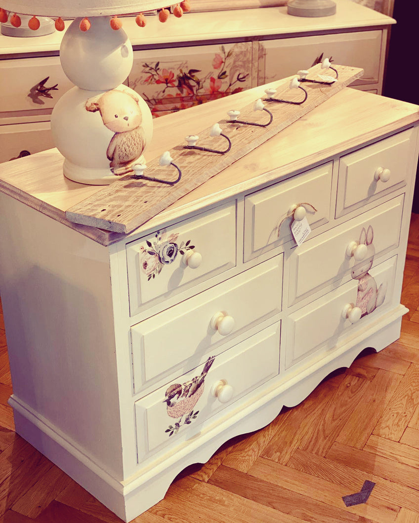 Children's/Baby Chest Of Draws