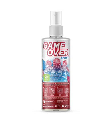 Game Over Sport 250 ml- Travel Size