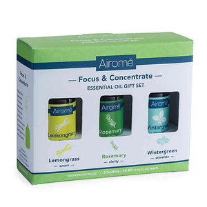 Focus and Concentrate Essentials Gift Set