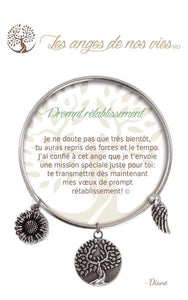 Bracelet ''Prompt rétablissement''