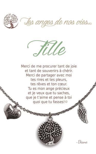 Collier ''Fille''