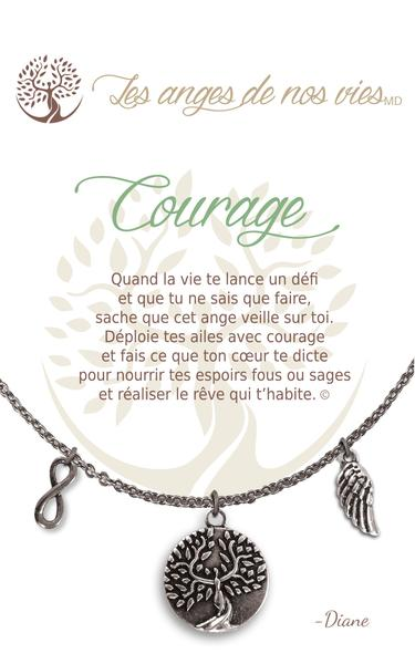 Collier ''Courage''