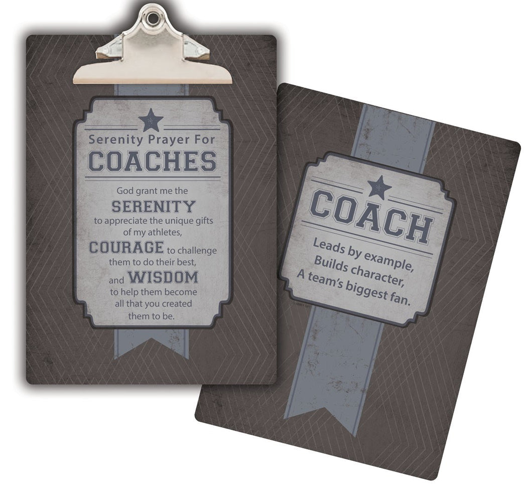Clipboard coach