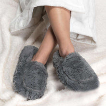 Charger l'image dans la galerie, Gray Warmies Slippers