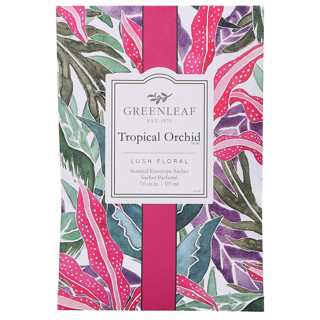 TROPICAL ORCHID - Sachet 115ml