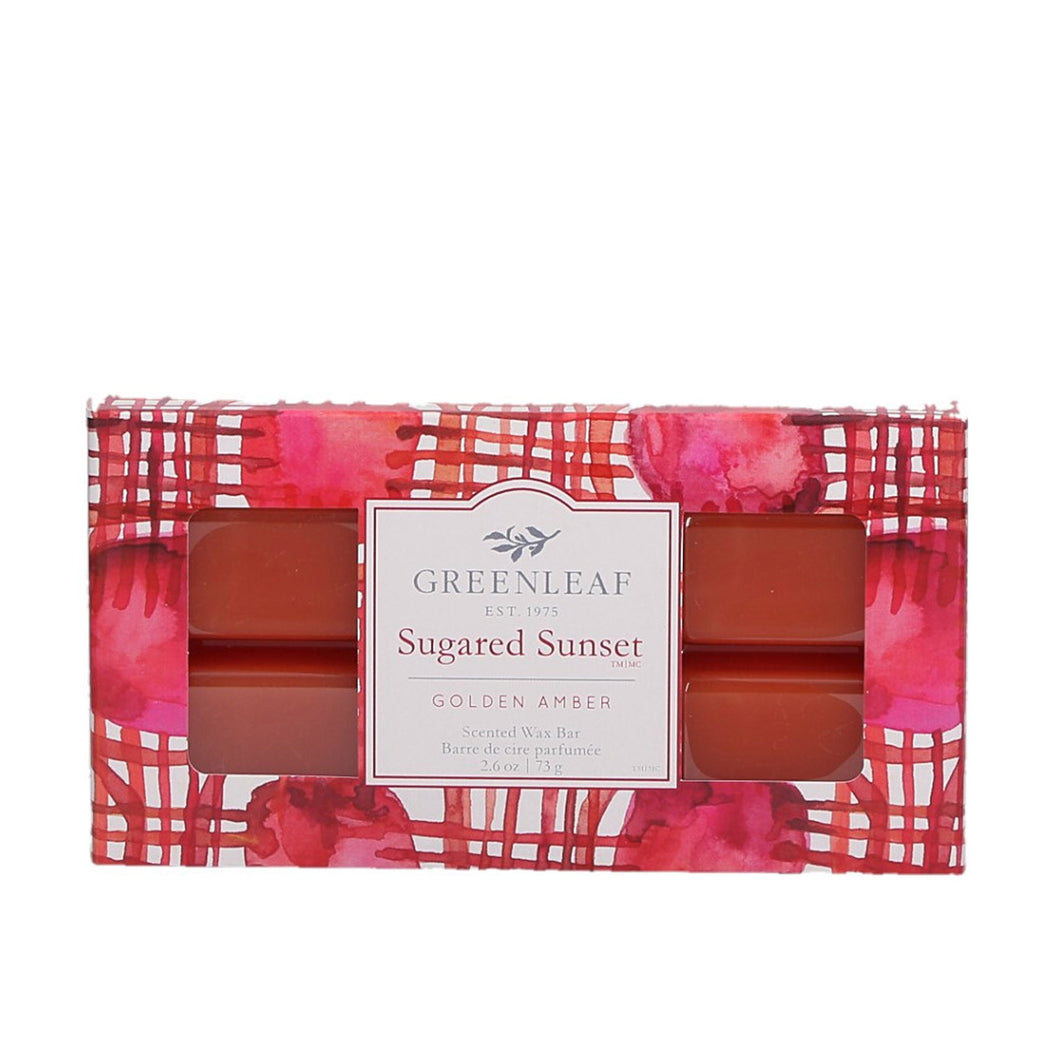 SUGARED SUNSET - Barre de cire parfumée 2.6oz