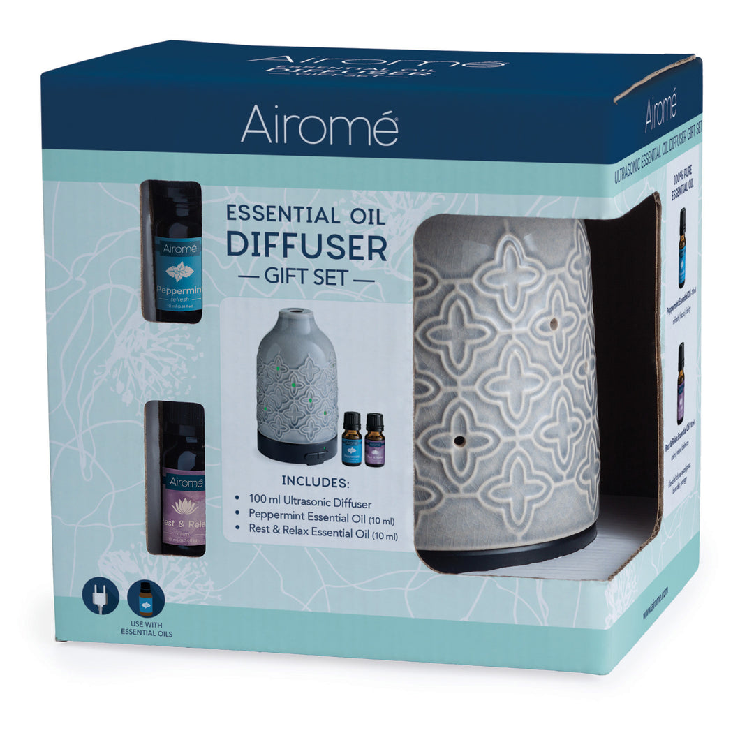 Essential Oil Diffuser Gift Set