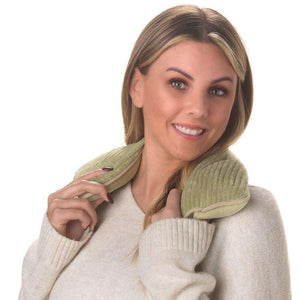 "Spa Green Warmies Neck Wrap (19"")"