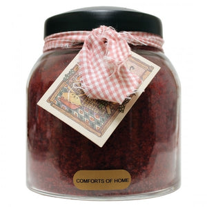 Comforts of Home Papa Jar Candle