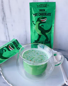 Dinosaur Hot Chocolate