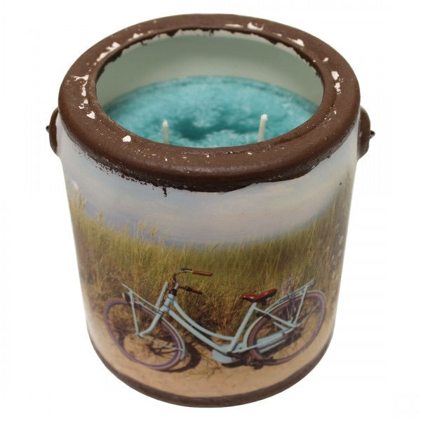 Bicycle Farm Fresh Candle