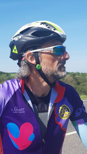 Megmeister Proves Perfect Partner For John O'Groats to Land's End Charity Cycle Challenge
