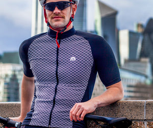 WE LAUNCH THE WORLD'S FIRST WOVEN ECO-FRIENDLY CYCLING JERSEY
