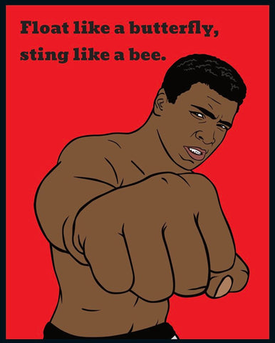 GOAT - A2 Blank Greeting Card