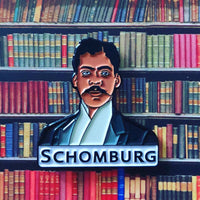 Schomburg - Soft Enamel Pin