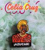 Celia Cruz - Soft Enamel Pin