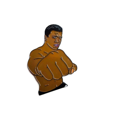 Ali - Soft Enamel Pin