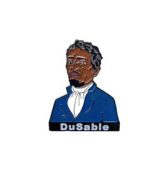 DuSable - Soft Enamel Pin