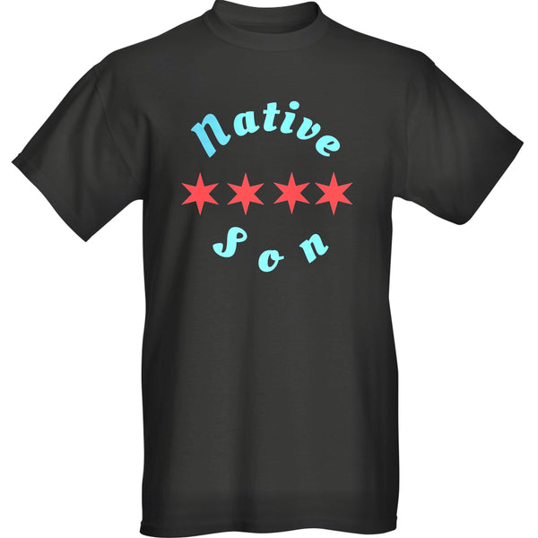 Chicago Native Son T-Shirt