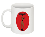 Strangé - Illustrated 11oz White Mug