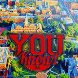 You Know! - Hard Enamel Pin