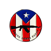 Young Lords Party - Soft Enamel Pin