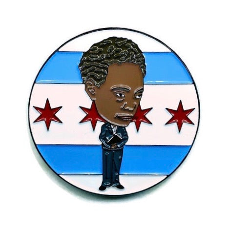 Lori Chicago - Soft Enamel Pin