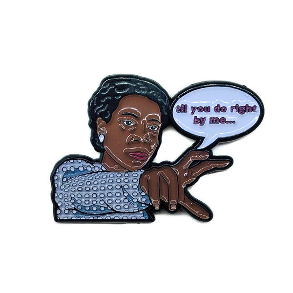 Miss Celie - Soft Enamel Pin
