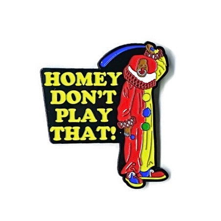 The Clown - Soft Enamel Pin