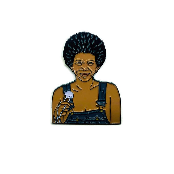 Minnie Riperton - Soft Enamel Pin