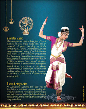 Arangetram Invitation - 06 - imaginations
