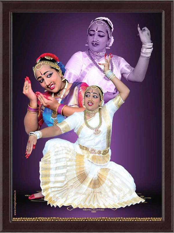 Arangetram Photo Frames  - 002