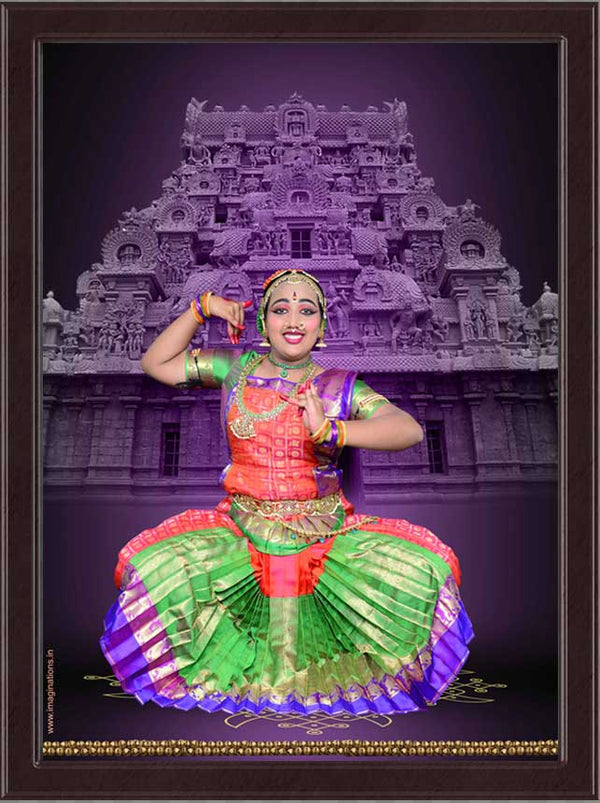 Arangetram Photo Frames  - 003