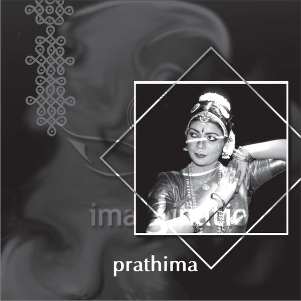 Arangetram Invitations - BLACK & WHITE – 004 - imaginations