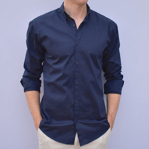 Parker Stretch Button Down