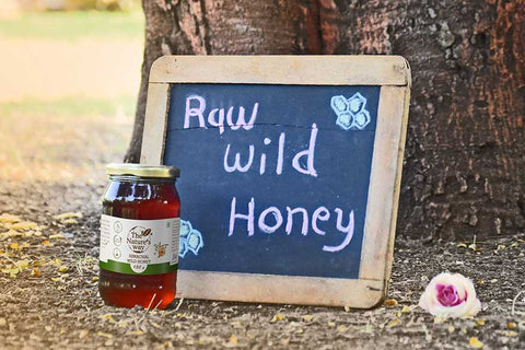 what is raw(unprocessed)honey ?